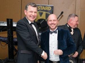 Barry Thurston, Award Winner