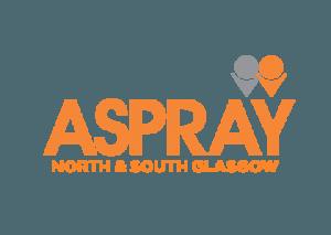 Aspray Glasgow North and Aspray South Glasgow Logo