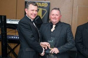 Joseph Mcguigan, Award Winner