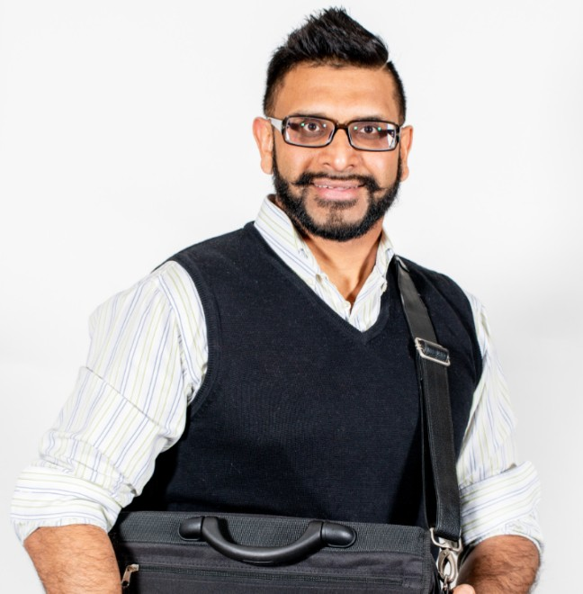 Satinder Grewal, Profile Picture