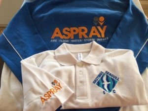 ASPRAY Tunbridge Wells HSSC Kit Photo