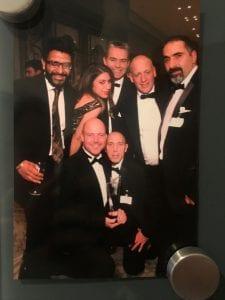 Landlord awards - group photo