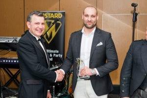 Michael Coulman, Award Winner