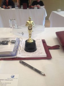 Nick Aspray Glasgow West BNI Award