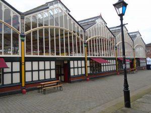 Market Hall Market Stockport