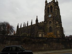 St. Marys Church Stockport