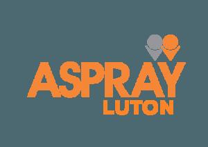 Aspray-Luton logo