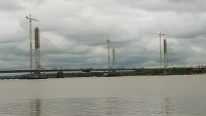 Mersey Gateway Project on 7 May 2014