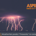 "WeatherNet predicts ""Fireworks"" ahead as Met Office Issues Yellow Weather Warning"