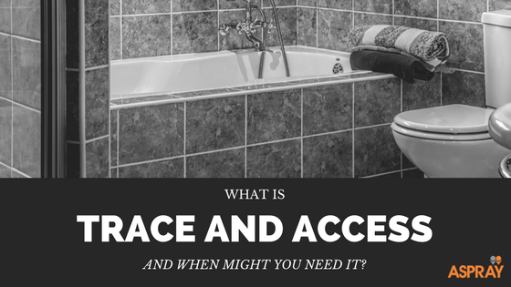 Trace and Access what is it? and when might you need it?