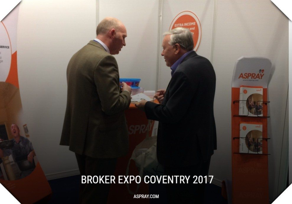 Broker Expo Coventry 2017