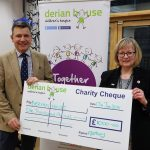 How We Raised £1000 For Derian House