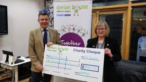 Aspray Present Derian House £1000