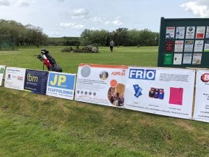 Golf Banner Aspray