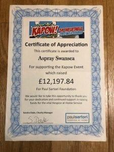 Kapow Sponsorship