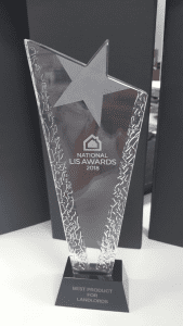 National Landlord Investment Show Award