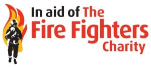 In aid of The Fire Fighters Charity