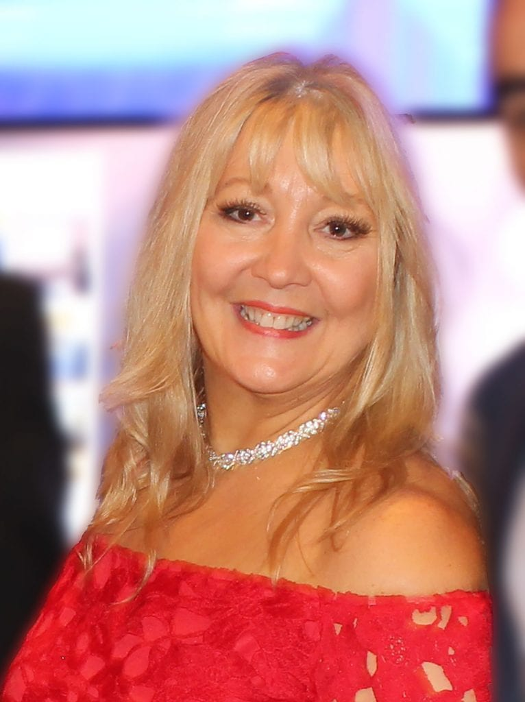 Andrea Loasby, shortlisted for the Mentor of the Year Award