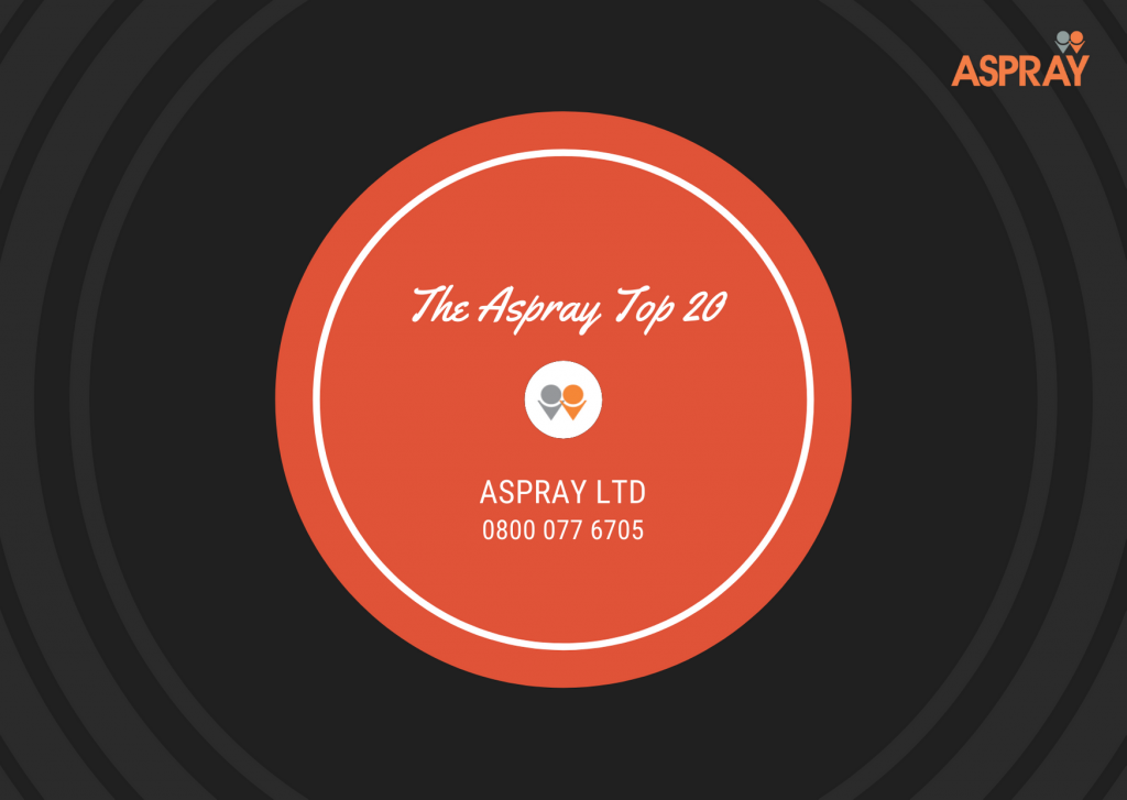 Property Damage Claims Management - Aspray Top 20