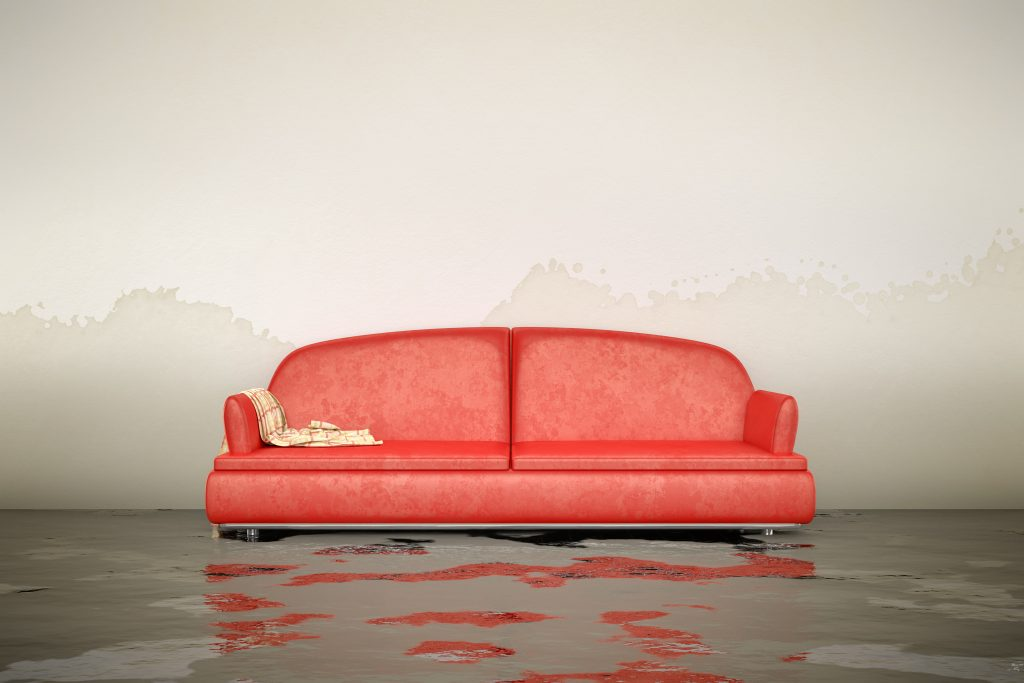 Property flooding