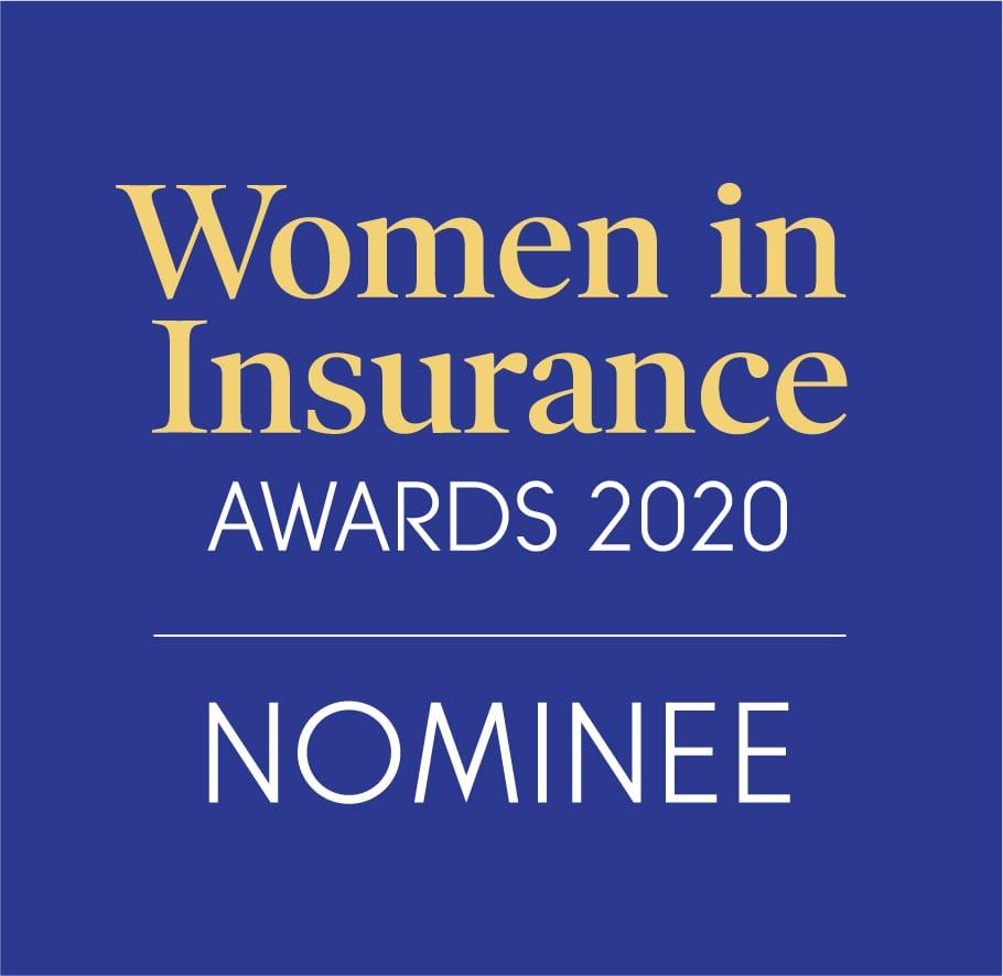 Women in Insurance Awards 2020 Logo