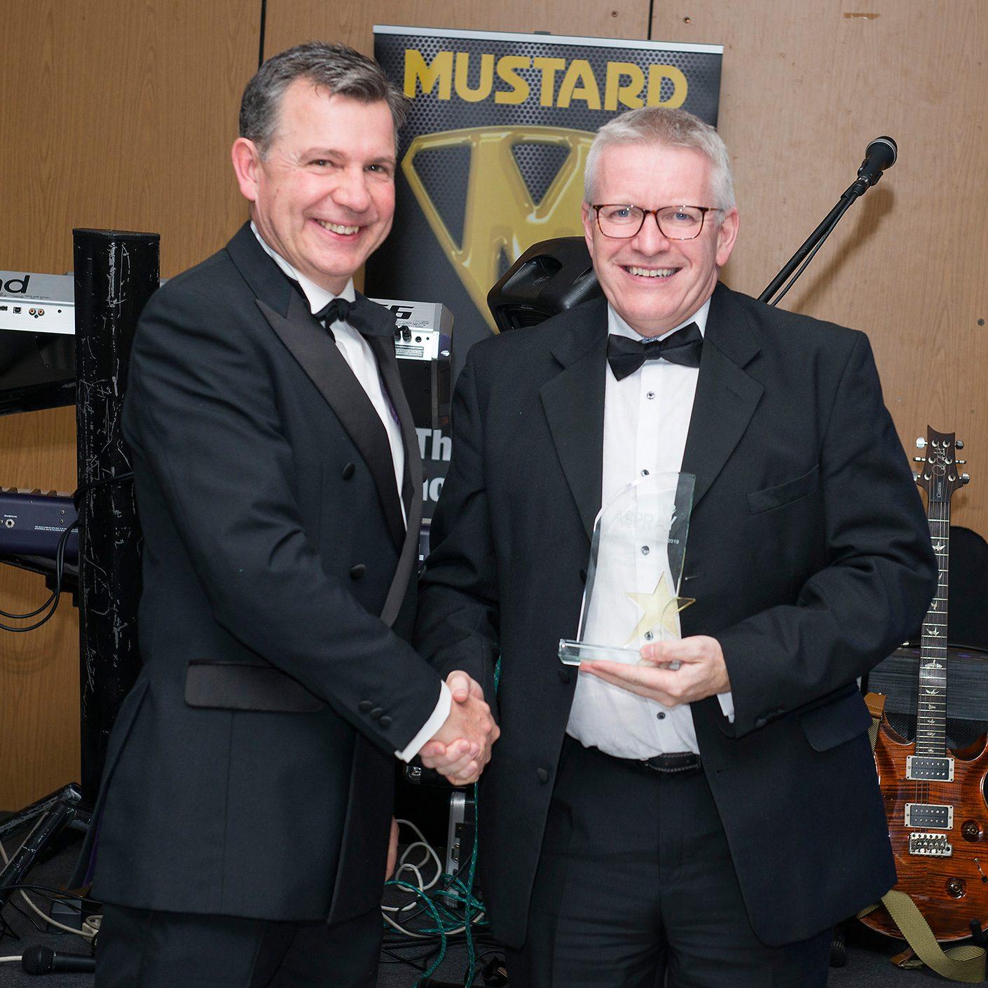 Roy Bowen, Award Winner